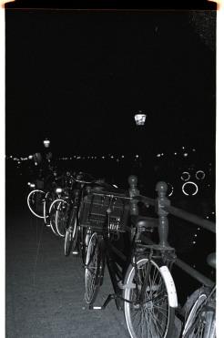 Sleeping bikes